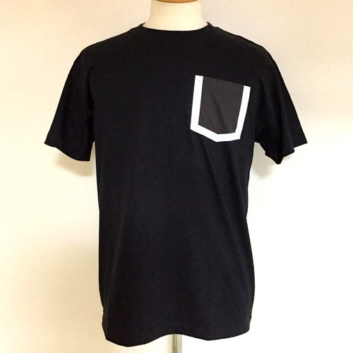 Seamless Pocket Cut & Sewn Black
