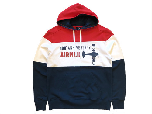 100th ANNIVERSARY AIRMAIL HOODIE / USPS