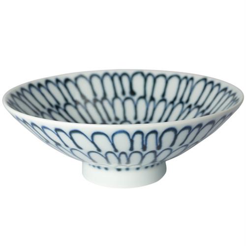 白山陶器 平茶わん P-4