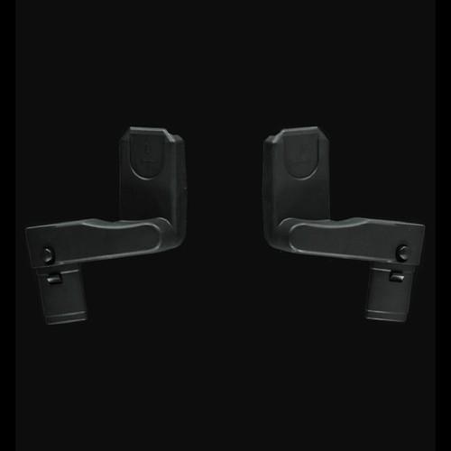 Orange Lower Car Seat Adaptors:Orange 下部座席専用 カーシートアダプター
