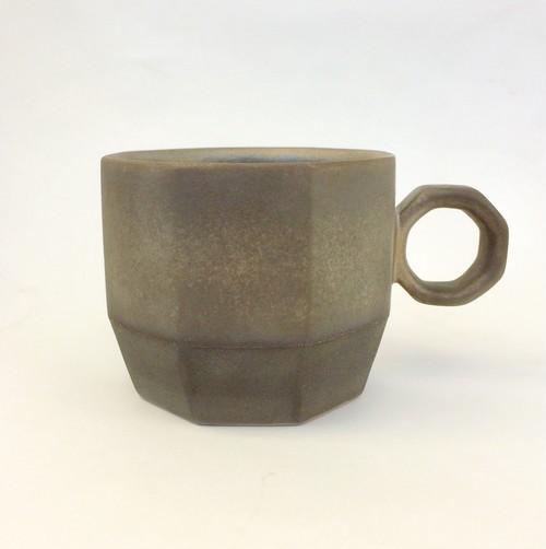 八角マグカップ