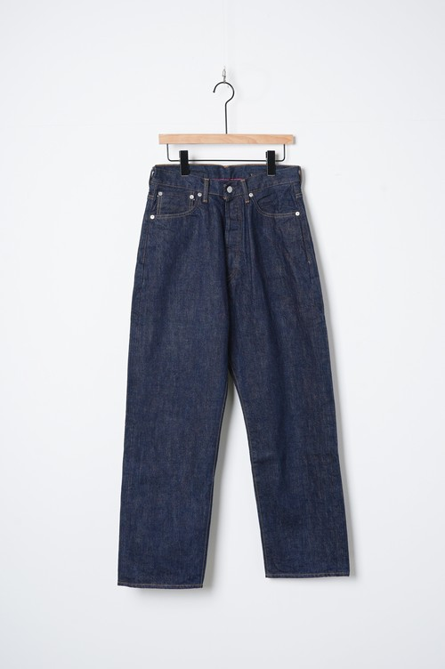 NEW FARMERS 5P DENIM one wash/OF-P033OW