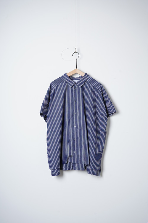 WIDE BARBER SHIRTS stripe/OF-S057S