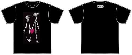 ロマン急行/人間白書Tシャツ Designed by 華凛