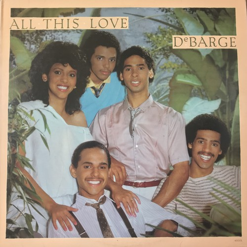 DeBARGE / ALL THIS LOVE (1982)