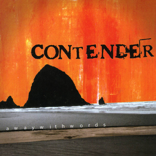 【USED】CONTENDER / Away With Words