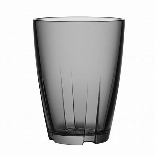 Kostaboda コスタボダ BRUK グラス タンブラー(L)スモーキーグレイ (7091612)