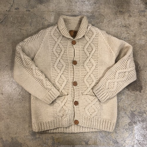 Cowichan Solid Sweater ¥10,800+tax