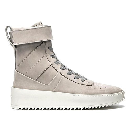 FEAR OF GOD /  Military Sneaker GOD GREY