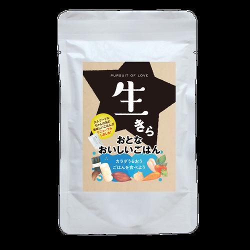 お買い得!! 15袋 セット(330円お得!!)生きら おとなおいしいごはん(旧:大人プードルちゃんの為の美味しいごはん)