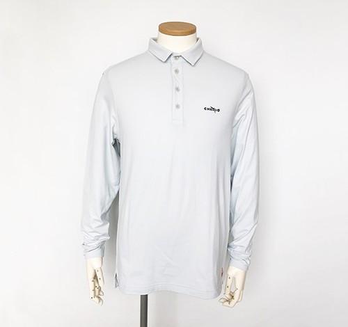 CHERVO(シェルボ) Men's 長袖ポロシャツ[SALE][定価25000円] [送料無料]