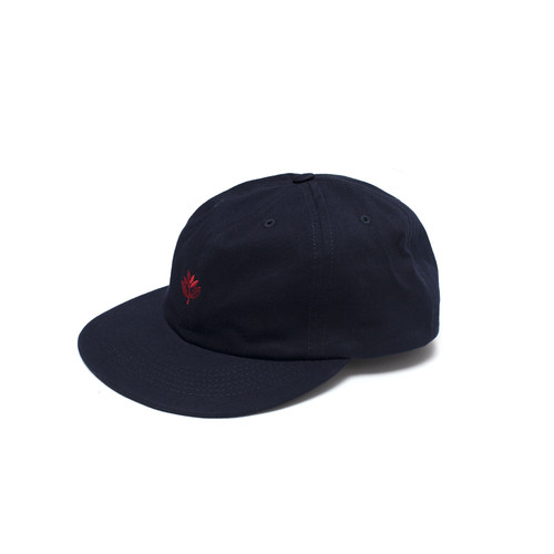 MAGENTA 6 PANEL CAP NAVY マゼンタ キャップ