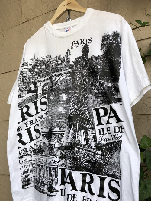 "Print T-shirts ""Paris"""