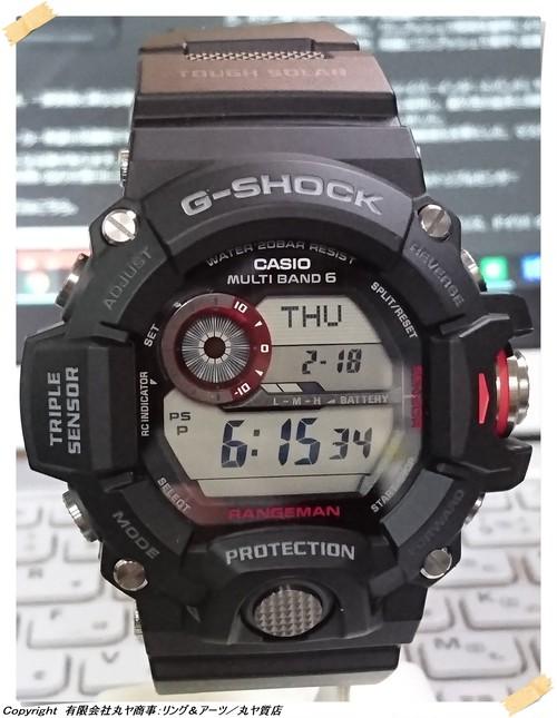 G-SHOCK:レンジマン/GW―9400J―1JF型