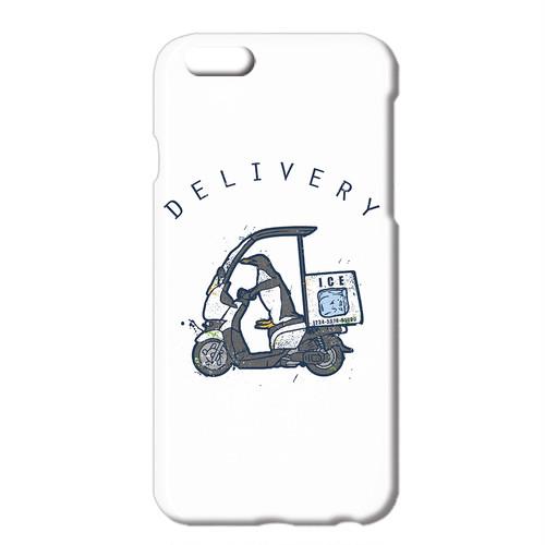 送料無料 [iPhone ケース] Delivery Penguin