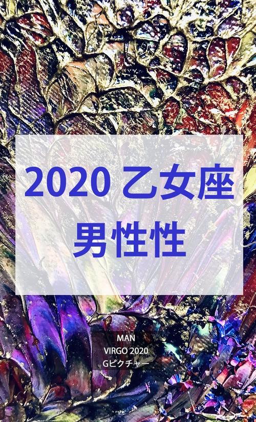 2020 乙女座(8/23-9/21)【男性性エネルギー】