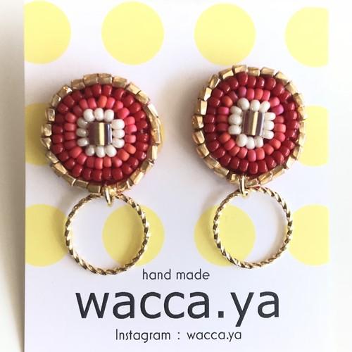 wacca屋 ピアス #088