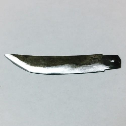 ピアノ線製 ミニチュア短刀