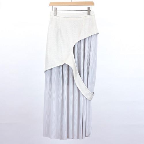 HATRA  Equilibre Skirt ハトラ エキリーブルスカート