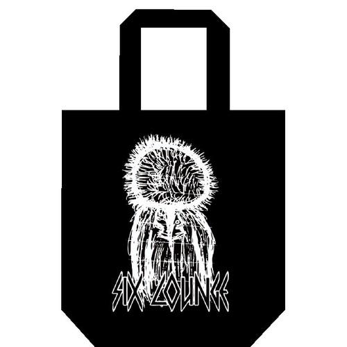 SIX LOUNGE シンタロウデザイン サボテントートバッグ