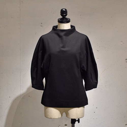Mannequins JAPON / ROUND SHOULDER HIGHNECK-PO / Black