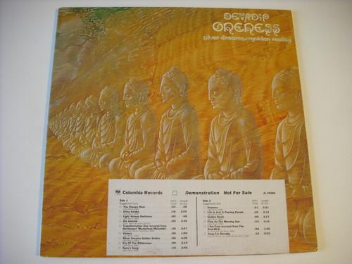 【LP】CARLOS SANTANA / ONENESS SILVER DREAMS GOLDEN REALITY