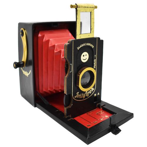 アンティークカメラ JollyLook 19世紀のレトロなデザインのインスタントカメラ