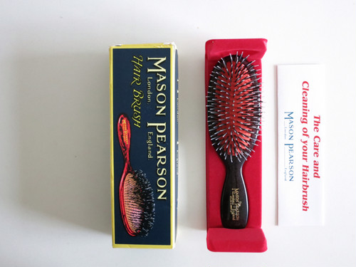 MASON PEARSON  メイソンピアソン Pocket Bristle