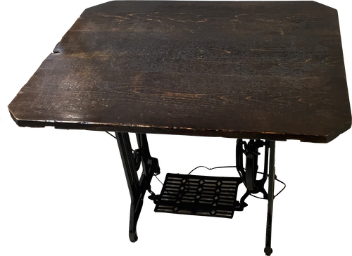 Antique Sewing Table [Remake]