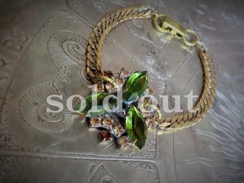 vintage bracelet bijou <FLB-RB4>