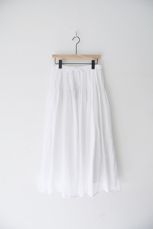【maison de soil】 FLARED SKIRT