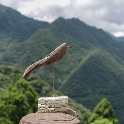 流木の鳥(M saiz) 222