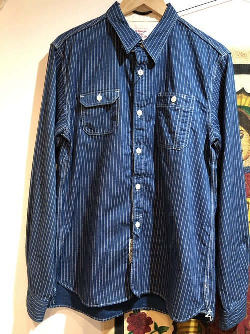 HIGHEST END work shirts wabash L