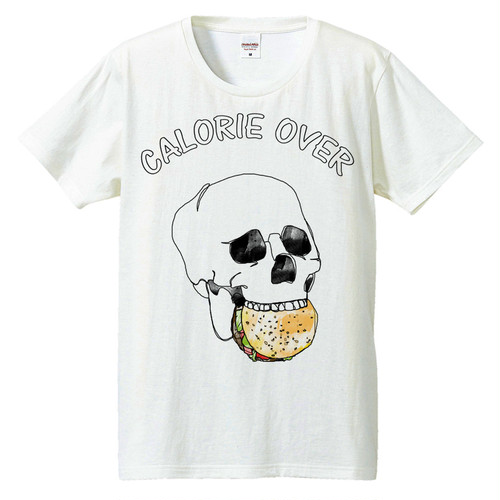[Tシャツ] Calorie over