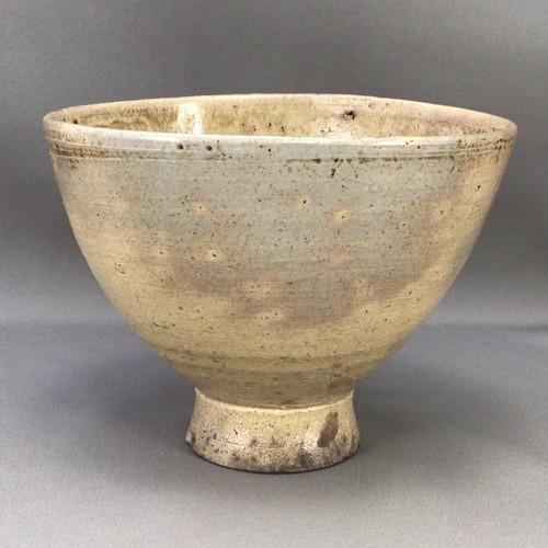 御本半使茶碗 銘「せせらぎ」 冷泉為恭貼紙箱|古美術 茶道具 通年の茶碗 濃茶碗にも