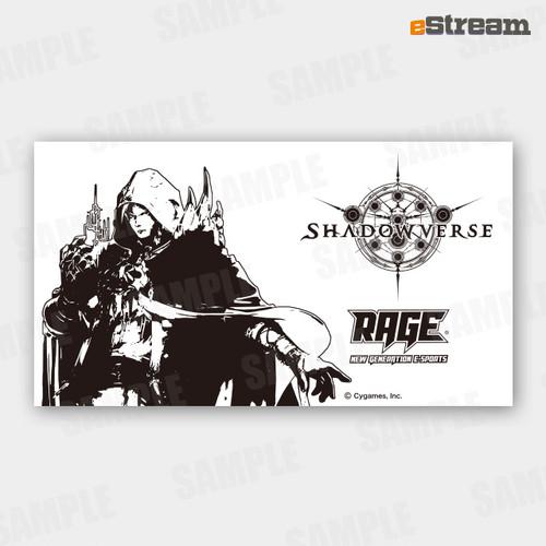RAGE×Shadowverse ステッカー(ユアン)