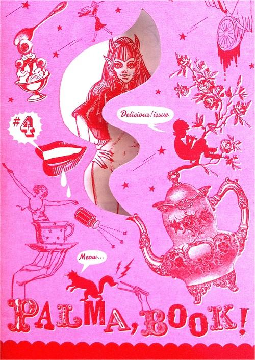 PALMA , BOOK ! #4 Delicious! issue