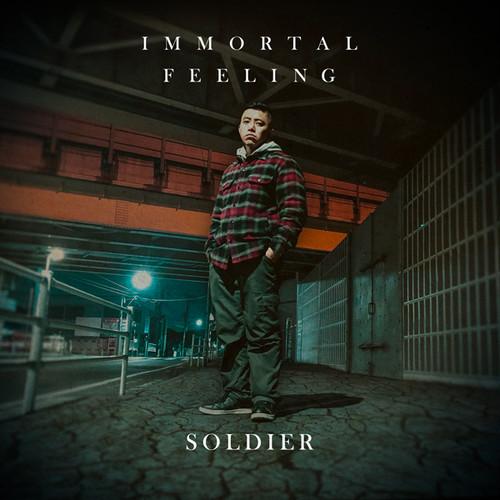 """【2021年5月12日/送料無料/予約商品】SOLDIER """"IMMORTAL FEELING"""" (CD)"""