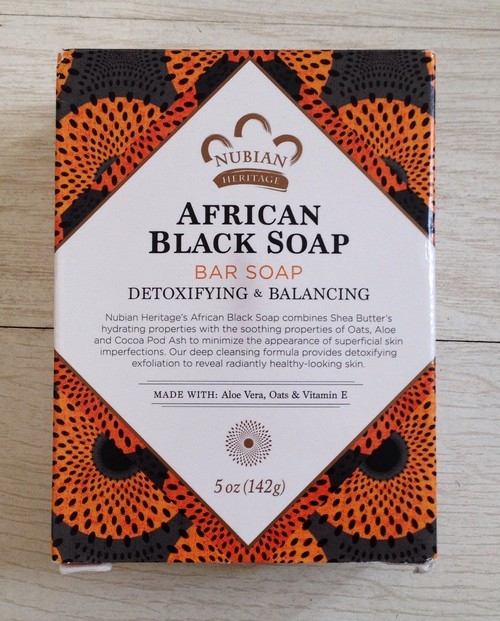 AFRICAN BLACK SOAP (142g)