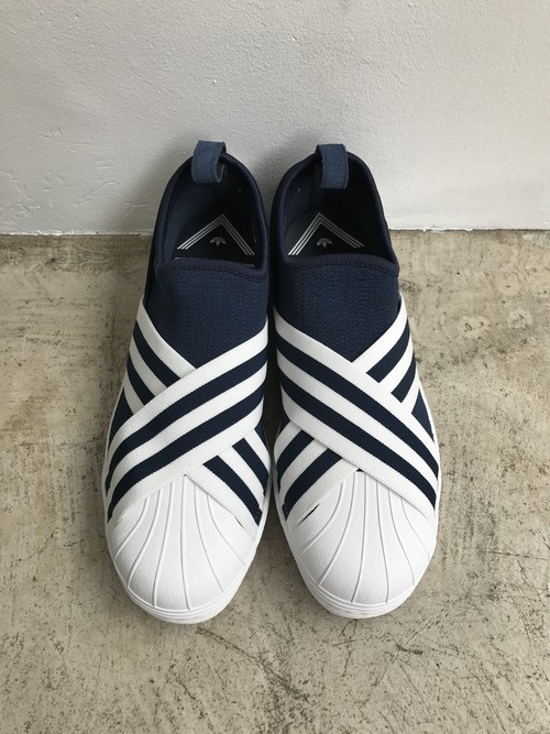 【SALE 30%OFF】adidas Originals by White Mountaineering SUPERSTAR SLIP ON(BY2879)