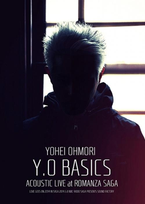 ACOUSTIC LIVE DVD 「Y.O BASICS」
