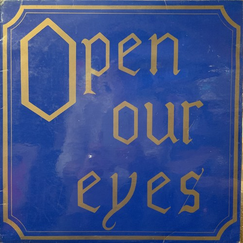 【LP】GILL HARGREAVES/Open Our Eyes