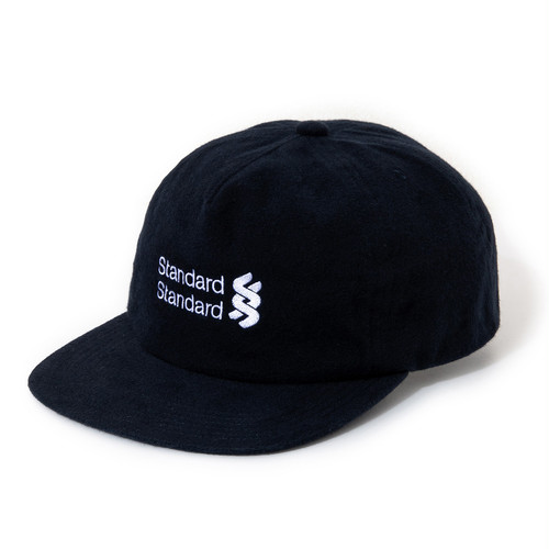 """Just Right """"Double Standard BB Cap"""" Navy"""