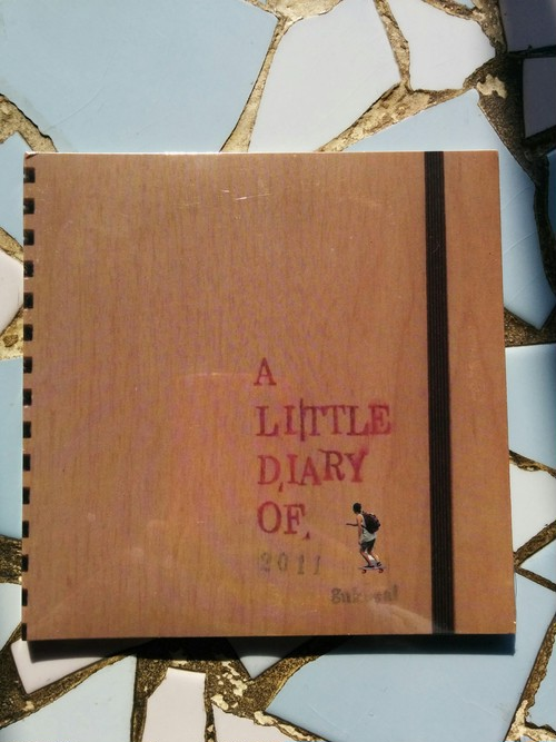 [CD] a little diary of 2011 / gnkosai
