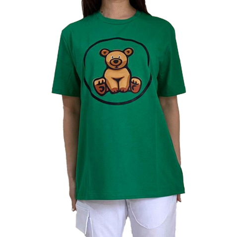 【SKANDHAL】CARPI Tシャツ【グリーン】イタリアンウェア《M&W》