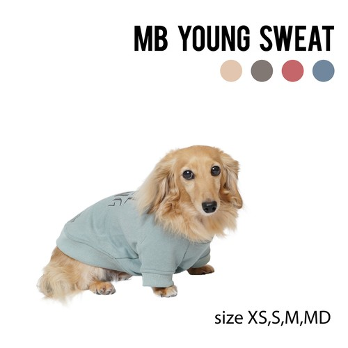 MB YOUNG SWEAT(XS・S・M・MD) MBヤングスウェット