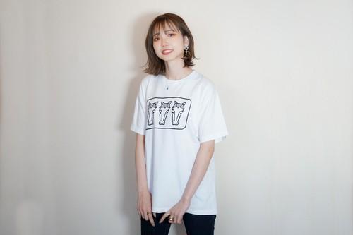 T-shirt #01 white