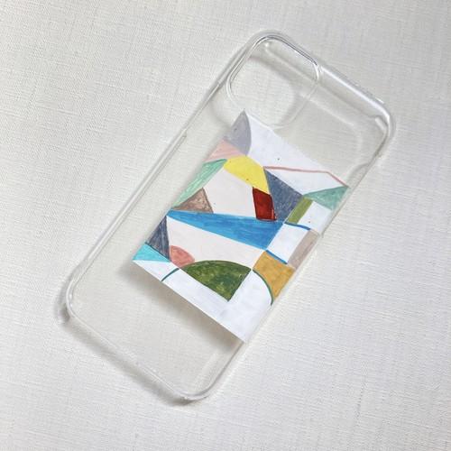 クリアiPhone 11 《50》
