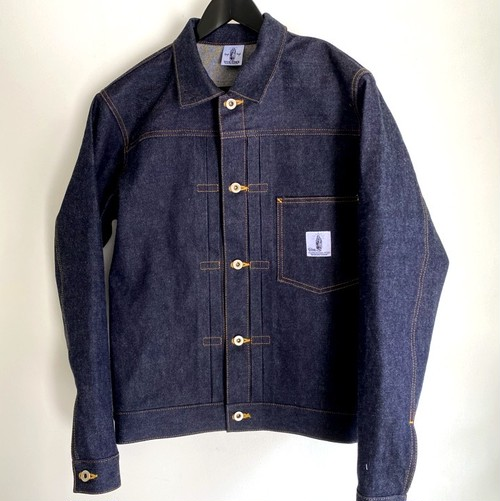 VOLUME ORIGINAL / DENIM JACKET (1st TYPE : INDIGO)