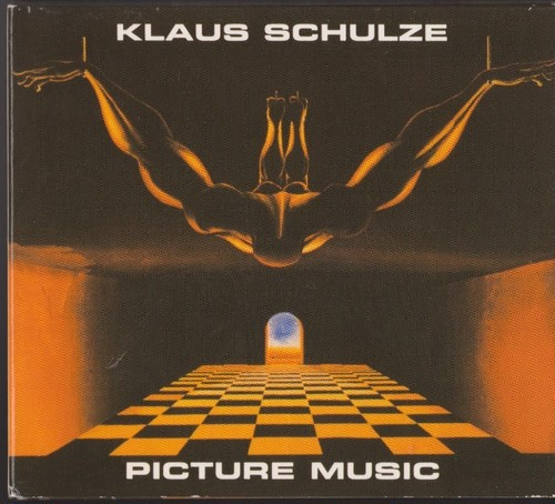 Picture Music / Klaus Schlze: USED CD